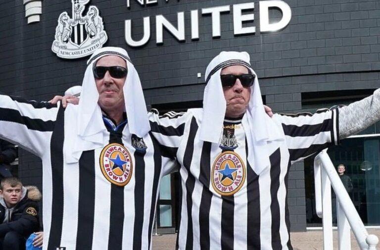 """Iz Newcastlea tražili od navijača da se ne oblače u arapskom stilu, pa se odmah """"pokajali"""""""