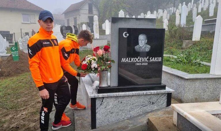 Prošla je godina od prerane smrti Sakiba Malkočevića
